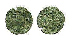 pcc1580_27) Savoia  Emanuele Filiberto (1559 -1580) ½ Quarto di Soldo I Tipo