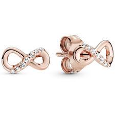 PANDORA ROSE Ohrstecker Ohrringe Earrings Studs 288820 C01 Infinity