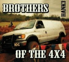 HANK3 - BROTHERS OF THE 4X4  (2 CD)  ROCK & POP  NEW+