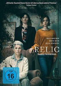 Relic - Dunkles Vermächtnis (2020)[DVD/NEU/OVP] Haunted- House Thriller mit