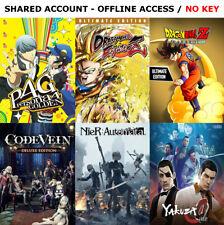 Persona 4 Golden +5 BONUS GAMES Steam OFFLINE - READ DESCRIPTION