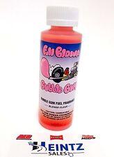 Power Plus Lubricants Bubble Gum Fuel Fragrance for Car, Motorcycle, ATV, IMCA