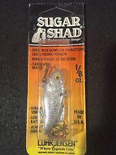 Luhr Jensen Sugar Shad 1/8 Oz Silver