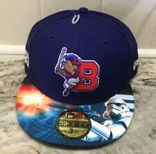New RARE Buffalo Bisons Baseball Star Wars Hat Cap MiLB New Era 59FIFTY 7 1/2