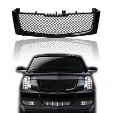 For 2002-2006 Cadillac Escalade EST ESV Chrome Front Mesh Grill Grille Bumper