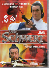 The Sword - Ming Jian , uncut , Eyecatcher , DVD , new and sealed !