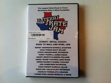 10Th Texas Skate Jam Dvd, Make A Wish Benefit, Largest Skateboard Event In Tx