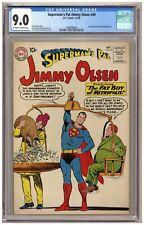Superman's Pal Jimmy Olsen 49 (CGC 9.0) Congo Bill; Congorilla; DC; 1960 (j#6595