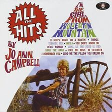 JO ANN CAMPBELL - ALL HER HITS  CD NEU