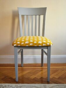 comfortable and sturdy chair
