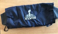 Super Bowl XLVIII 48 Logo Warm Welcome Football Hand Warmer SGA NFL Promo Item