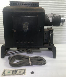 Slide projector Balopticon Bausch & Lomb antique