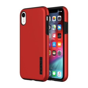 Incipio Black DualPro Rubberized Hybrid Case Apple iPhone XR and XS Max