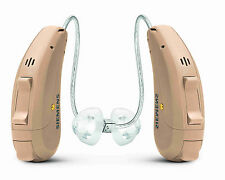 BRAND NEW SIEMENS BTE PURE 7BX (BG) HEARING AIDS - FACTORY SEALED