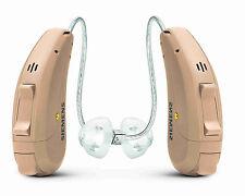 BRAND NEW PAIR Siemens Orion 2 312 RIC Behind The Ear Digital RIC Hearing Aid