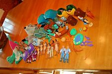 Vintage 90's Pocahontas Toys in Bag/Used/Over 30 pcs-Most from Burger King