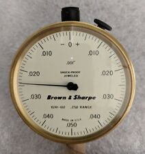Brown and Sharpe 599-8241-612 Dial indicator
