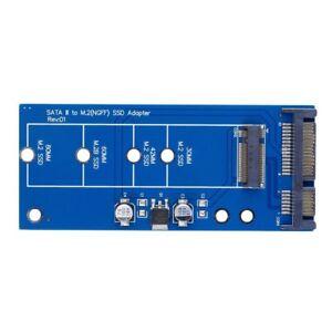 M.2 NGFF (SATA) SSD a SATA 3 SATA Adattatore Scheda per SSD di tipo M.2
