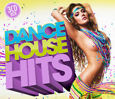 CD Dance House Hits von Various Artists   3CDs