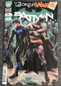 Batman #99 (2020) Joker War