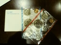 1977 United States Mint Uncirculated Coin Set