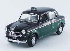 Fiat 1100 taxi milano 1956 1/43 rio