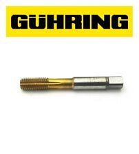 M8 x 1.25 Spiral Point tap Oxide HSS-E Cobalt Guhring Powertap