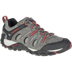 New Merrell Crosslander Vent Hiking Shoes Men's Size 9
