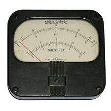 galvanometre Hewlett-Packard pour HP340B / HP342B Noise Figure Meter