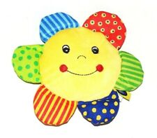 GOKI cause Hör- und Fühlsonne Baby Spielzeug Sonne mit Rassel Quietscher °NEU°