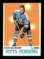 1970 O-Pee-Chee #93 Keith McCreary  EX/EX+ X1428201