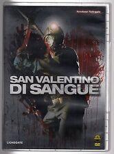 dvd SAN VALENTINO DI SANGUE