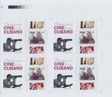 2009.306 ANT. (LG1571) 2009 MNH PROOF. 50 ANIV CINE ICAIC MOVIE, FRESA Y CHOCOLA