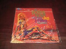 BOSSANOVA JAZZ VARIOUS ARTISTS VOL 2  RARE GROOVE RECORDS LIMITED EDITION LP