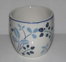YANKEE CANDLE Votive HOLDER ~ CERAMIC BLUEBERRY ~ FROM THE BERRY COLLECTION
