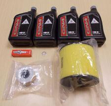 09 10 11 12 13 Honda Big Red MUV 700 UTV Complete OE Oil Service Tune-Up Kit