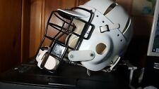 Vintage, Men'S Bacharach Lacrosse Helmet white color 286 33 Lhn