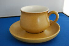 Stoneware 1960-1979 Pottery Cups & Saucers