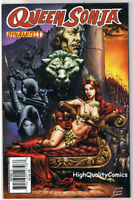 QUEEN RED SONJA #1 VF She-Devil Mel Rubi 2009 more RS in store