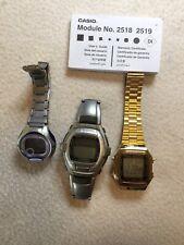 Casio Watches X 3