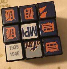 Detroit Tigers Rubiks Cube