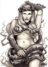 Poison Ivy Original Art