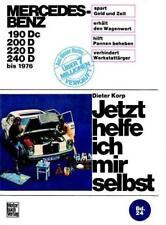 Reparaturanleitung Mercedes W115 190Dc 200 220 240D Jetzt helfe ich mir selbst