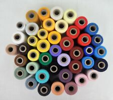 43 Spools Pretty Punch & Purrfect Punch Punch Embroidery Thread Yarn