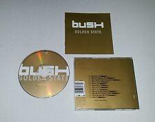 CD  Bush - Golden State  12.Tracks  2001  12/15