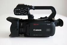 Canon XA40 - Profi 4K Camcorder - Neuwertig! - Zubehörpaket, mit 3 Akkus