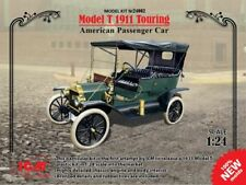 ICM 1/24 FORD modelo T 1912 Touring #24002