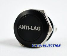 BLACK 19MM Anti-Lag Momentary activation Push Button anti lag 2 step launch