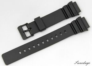 New Original Genuine Casio Wrist Watch Band Replacement Strap for MRW-200H-1B2V