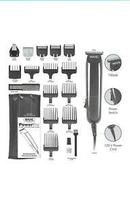 Wahl PowerPro Corded Beard Trimmer, Hair Clipper, Haircut Trimmer - Model 9686